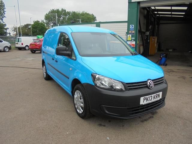 2013 Volkswagen Caddy MAXI 2.0 102PS S/LINE EX BRITISH GAS (PK13KRN)