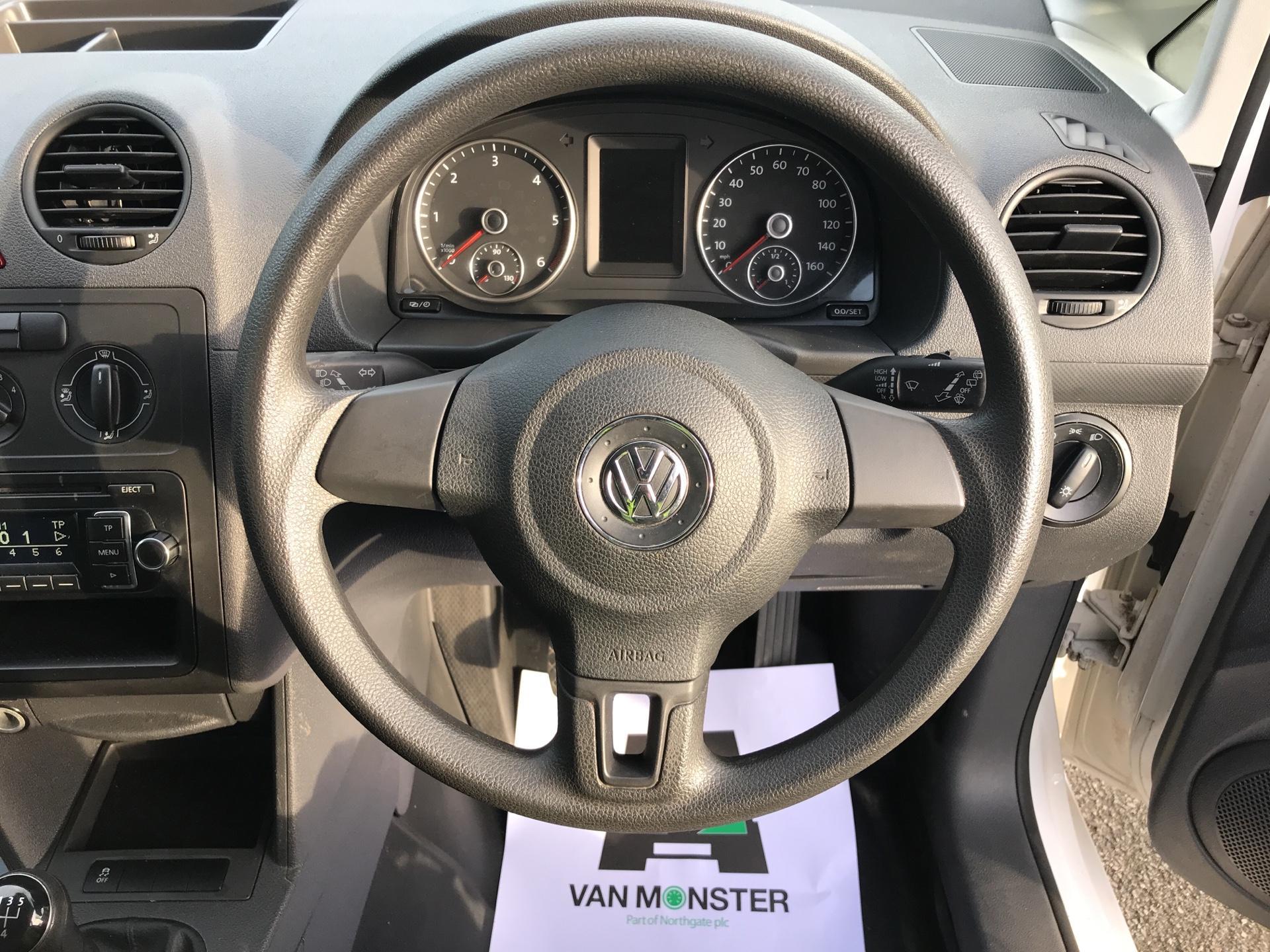 2014 Volkswagen Caddy  1.6 75PS STARTLINE EURO 5 (PK14ZWB) Image 12