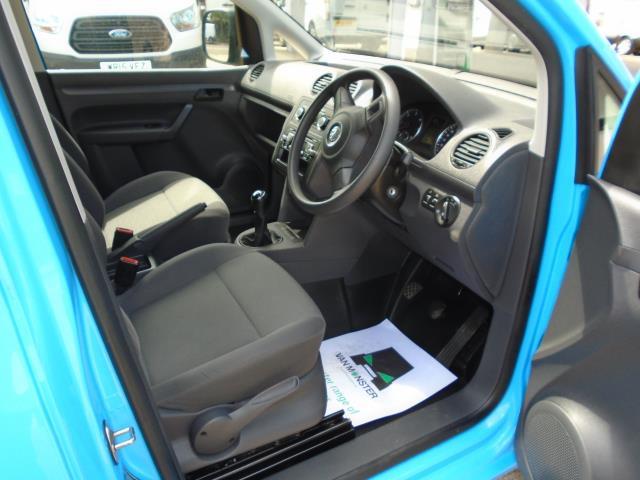 2015 Volkswagen Caddy Maxi  1.6 102PS STARTLINE EURO 5 (PK15GDJ) Image 16