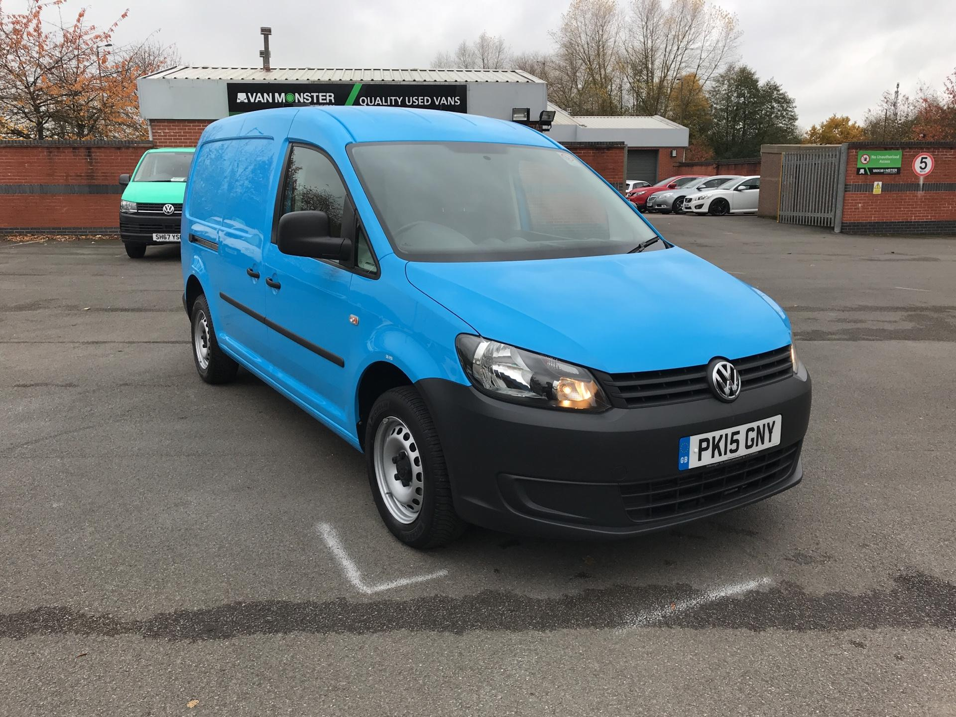 2015 Volkswagen Caddy Maxi 1.6 102PS STARTLINE EURO 5 (PK15GNY)