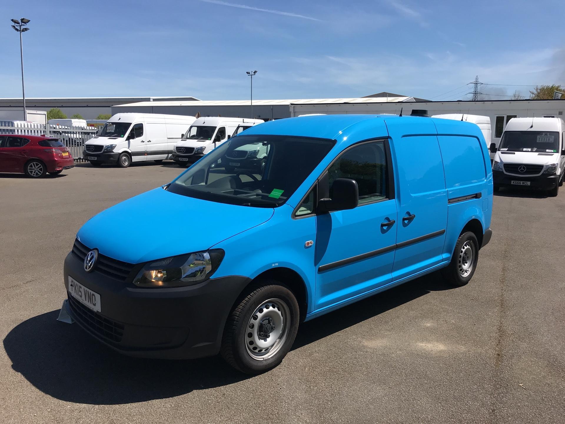 2015 Volkswagen Caddy Maxi  1.6 102PS STARTLINE EURO 5 (PK15VNO) Image 7