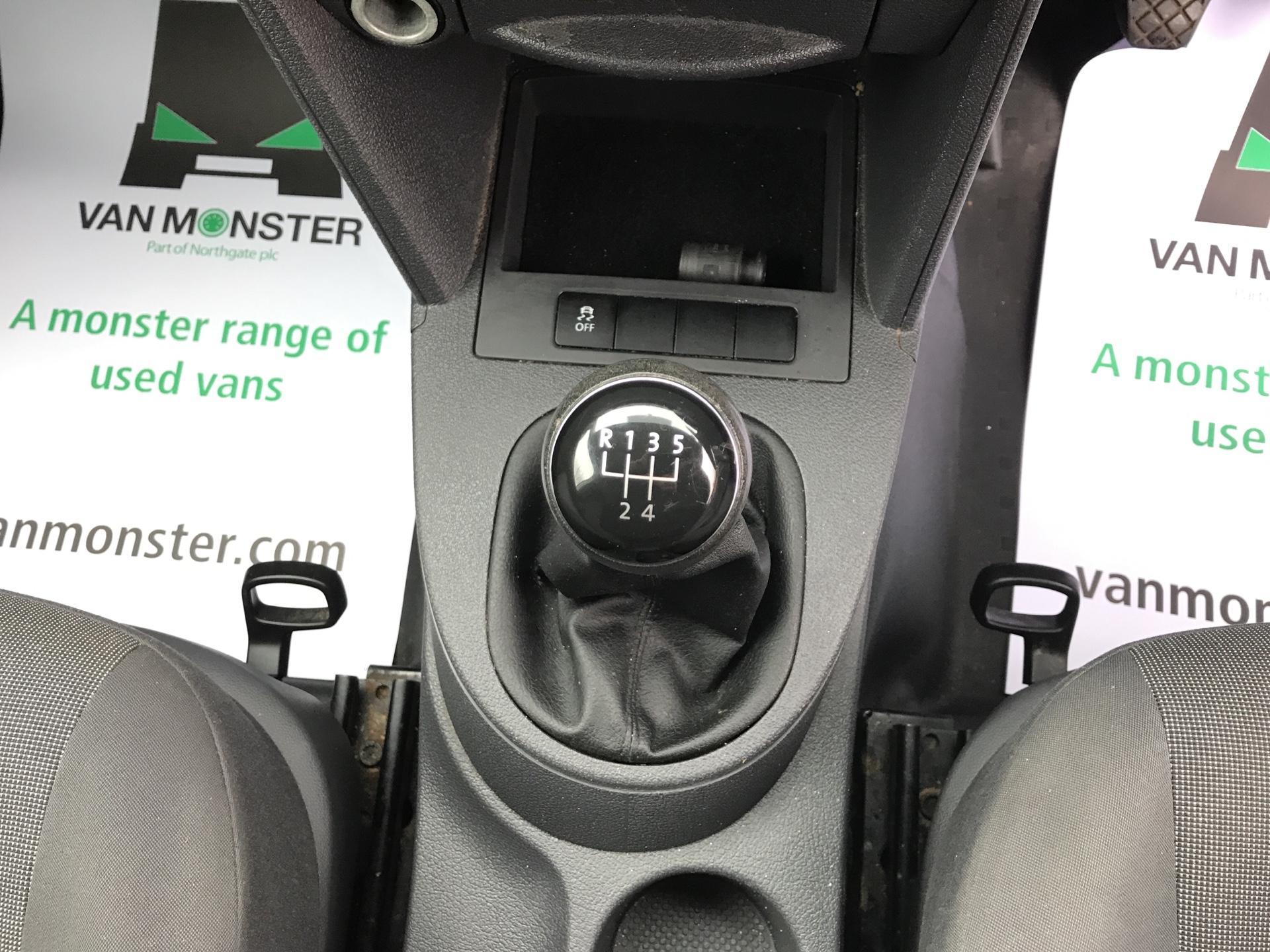 2014 Volkswagen Caddy Maxi 1.6 102PS STARTLINE EURO 5 (PK64WWL) Image 11