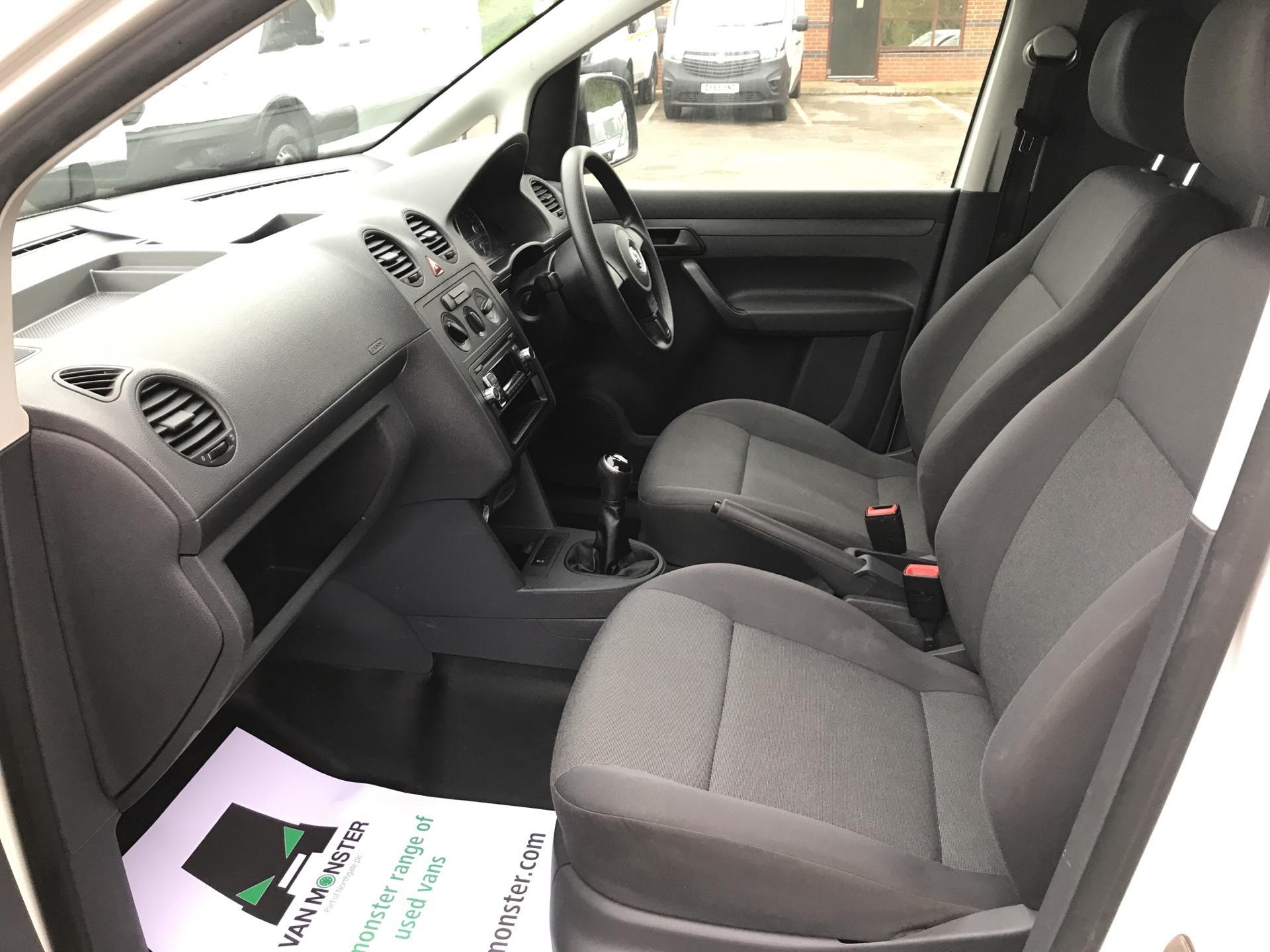 2014 Volkswagen Caddy Maxi 1.6 102PS STARTLINE EURO 5 (PK64WWL) Image 14