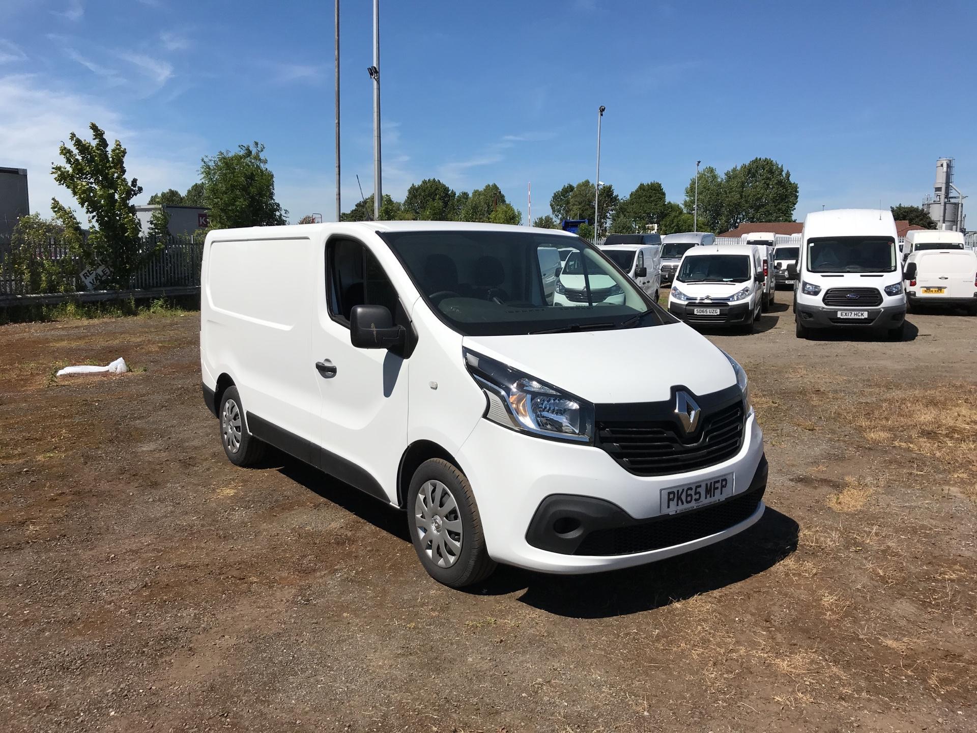 2015 Renault Trafic Sl27dci 115 Business+ Van EURO 5 (PK65MFP)