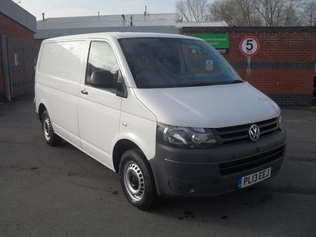 2013 Volkswagen Transporter 2.0 Tdi 102Ps Van (PL13EEJ)