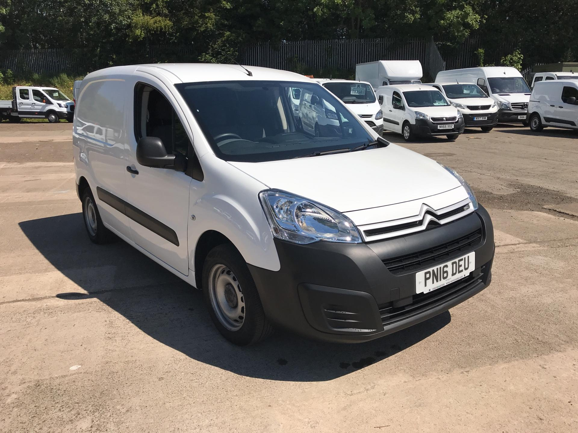 2016 Citroen Berlingo 1.6 Hdi 625Kg Lx 75Ps (PN16DEU)