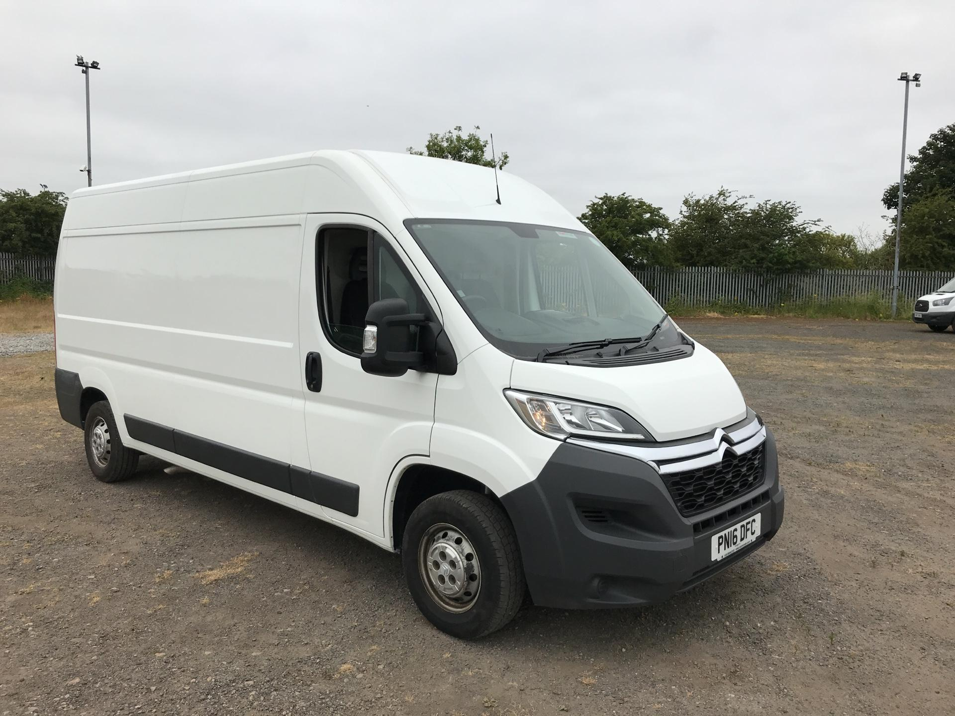 2016 Citroen Relay 2.2 Hdi H2 Van 130Ps (PN16DFC)