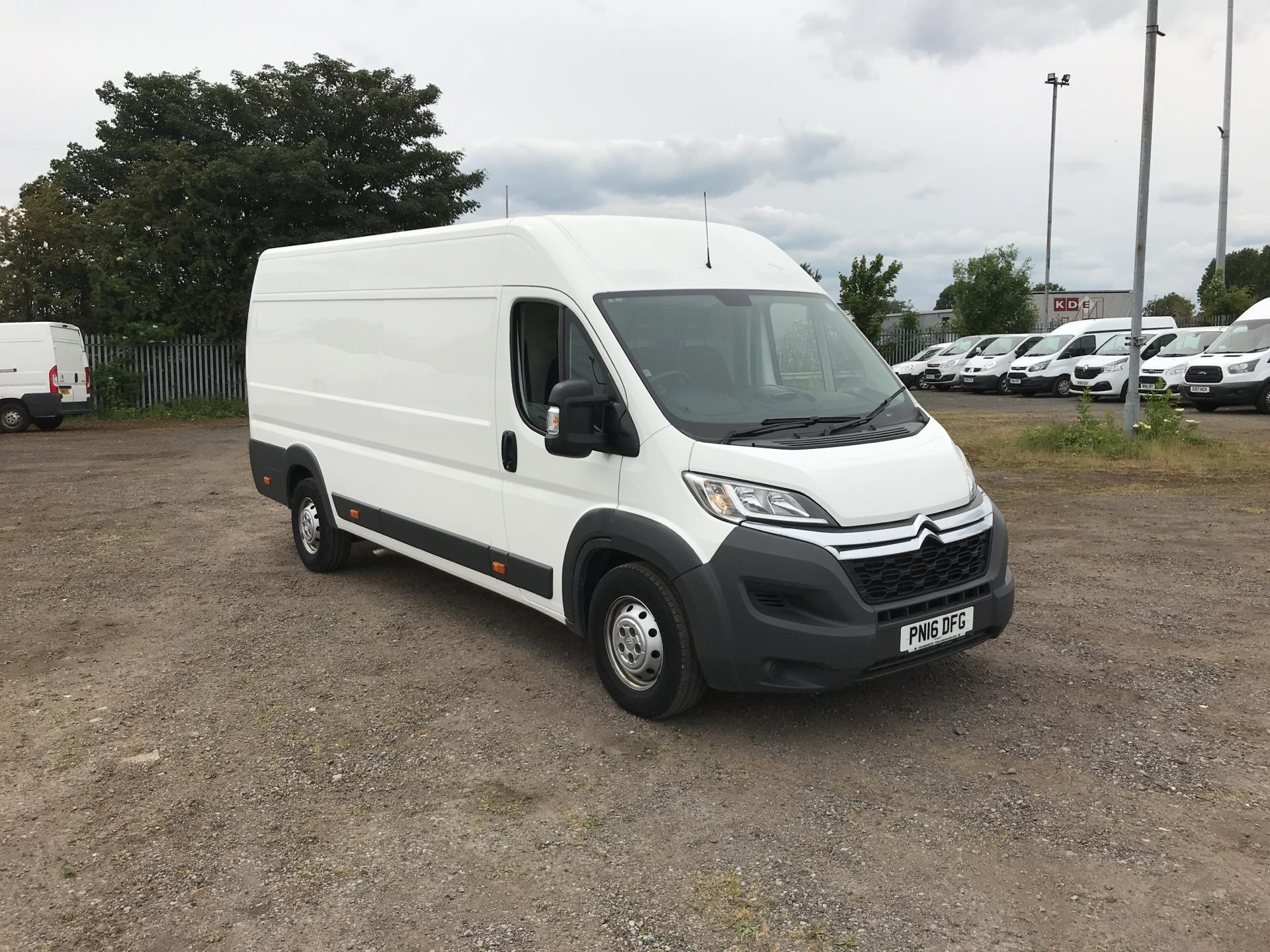 2016 Citroen Relay 2.2 HDI H2 VAN130PS EURO 5 (PN16DFG)