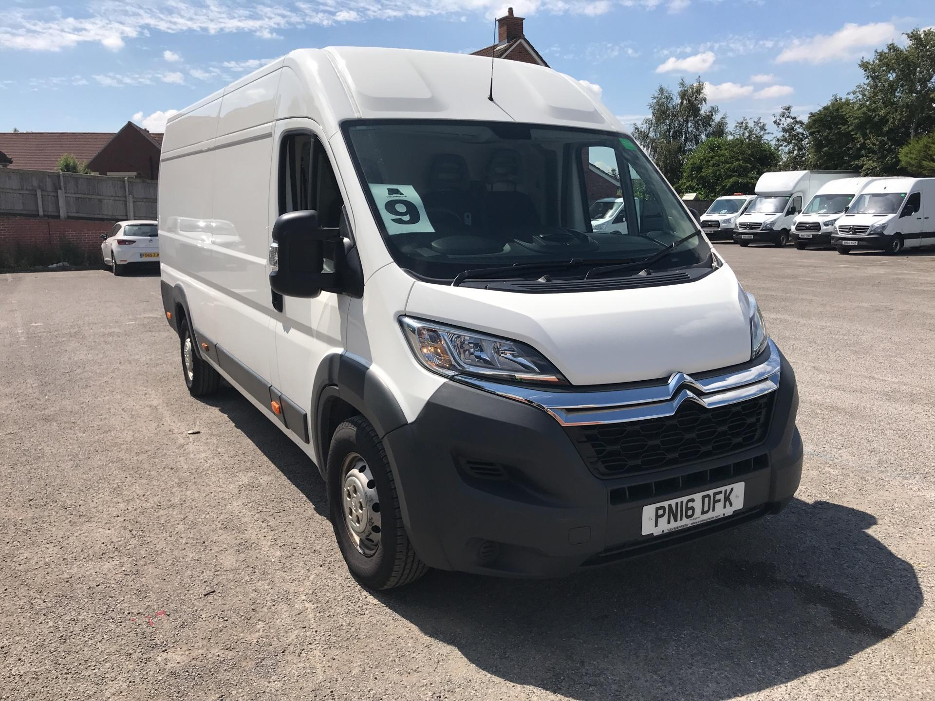 2016 Citroen Relay 2.2 Hdi H2 Van 130Ps EURO 5 (PN16DFK)