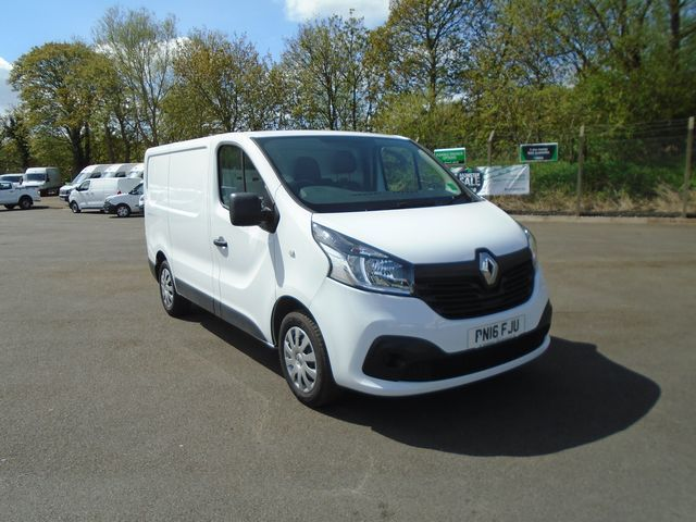 2016 Renault Trafic SL27 DCI BUSINESS+ 115PS (PN16FJU)