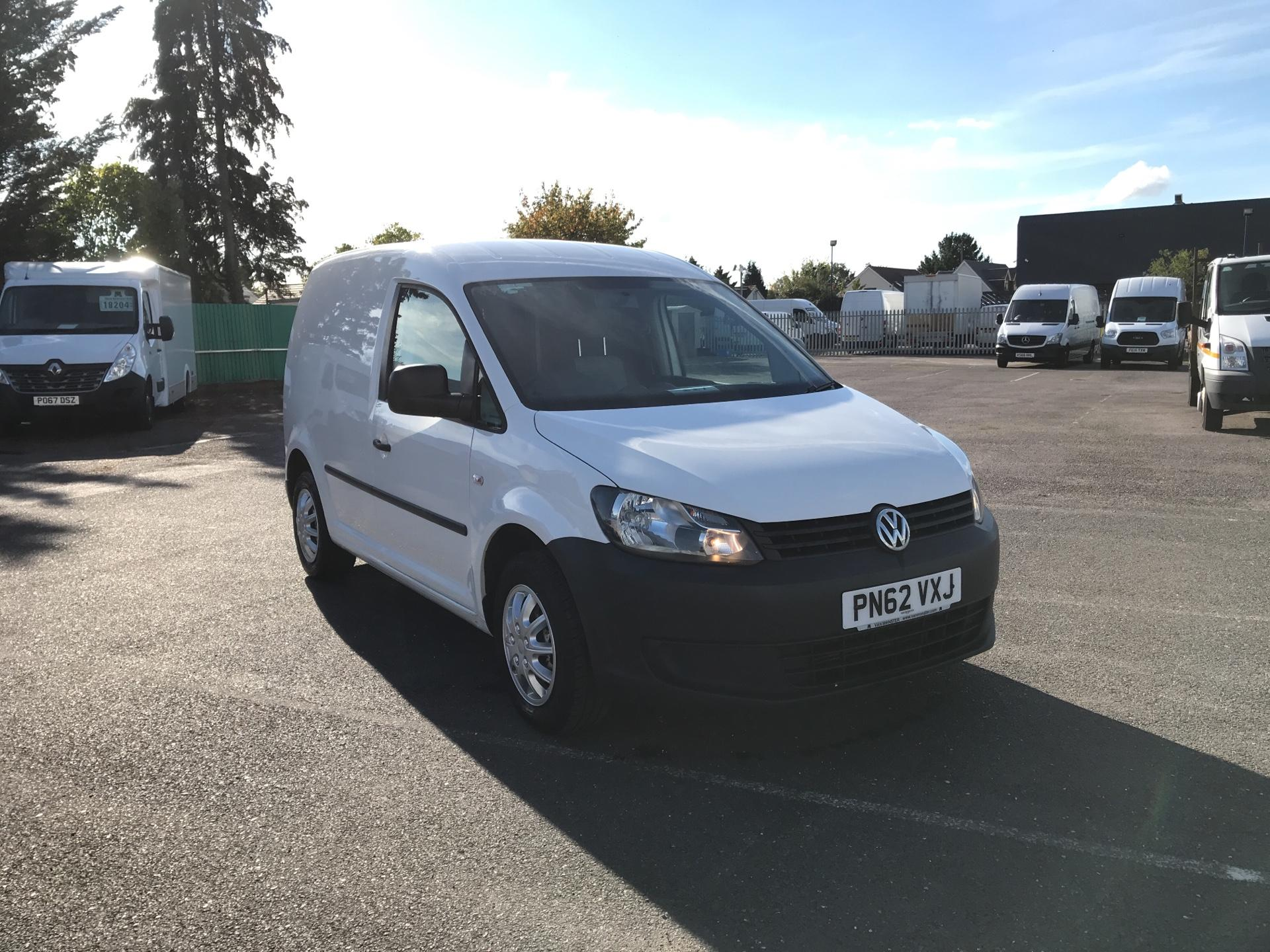 2012 Volkswagen Caddy 1.6 TDI 75PS EURO 5*VALUE RANGE VEHICLE CONDITION REFLECTED IN PRICE* (PN62VXJ)