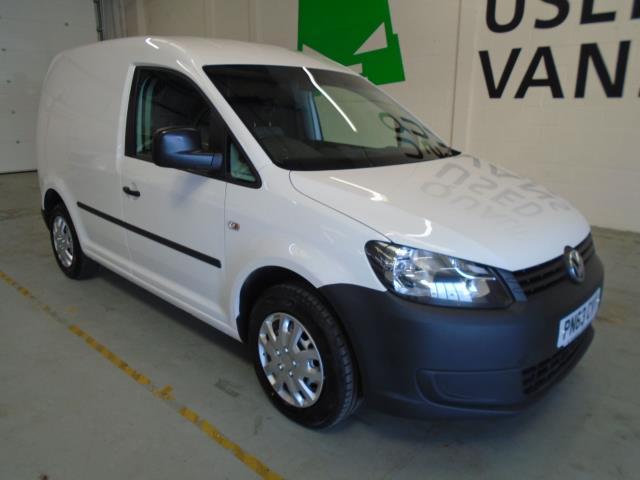2013 Volkswagen Caddy 1.6TDI 75PS VAN EURO 5 (PN63CVY)
