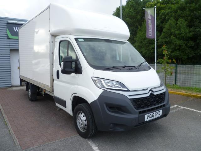 2016 Citroen Relay 2.2 Hdi Luton 130Ps Enterprise EURO 5  (PO16GFE)