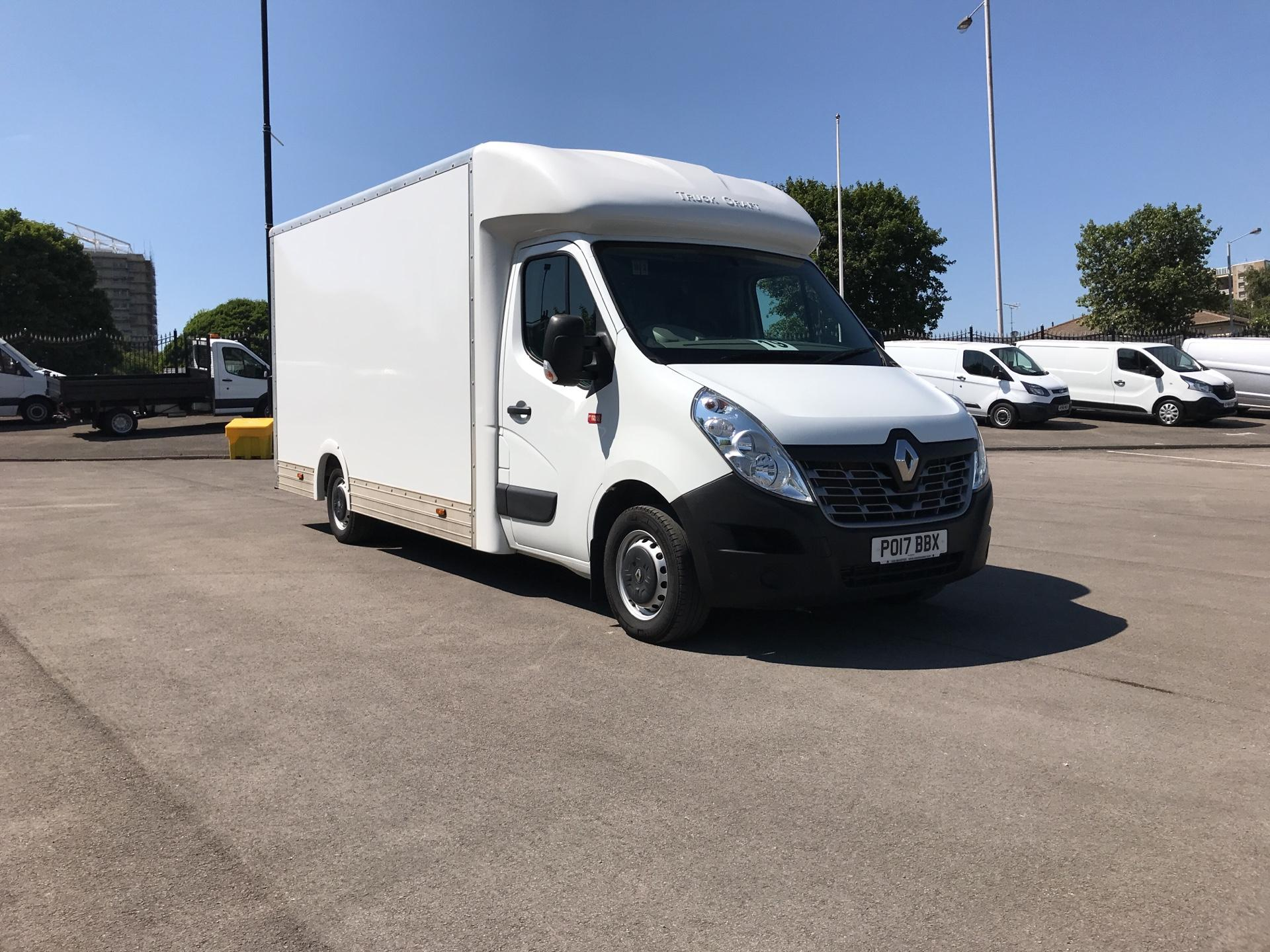 2017 Renault Master Lll35twdci 130 Business Low Roof Box Van  (PO17BBX)