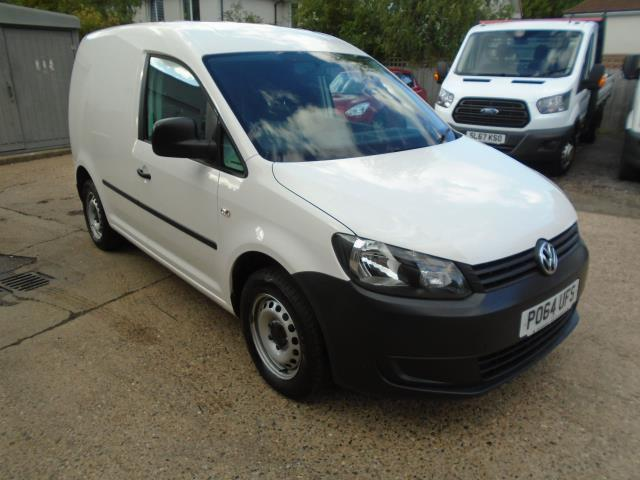 2014 Volkswagen Caddy  1.6 75PS STARTLINE EURO 5