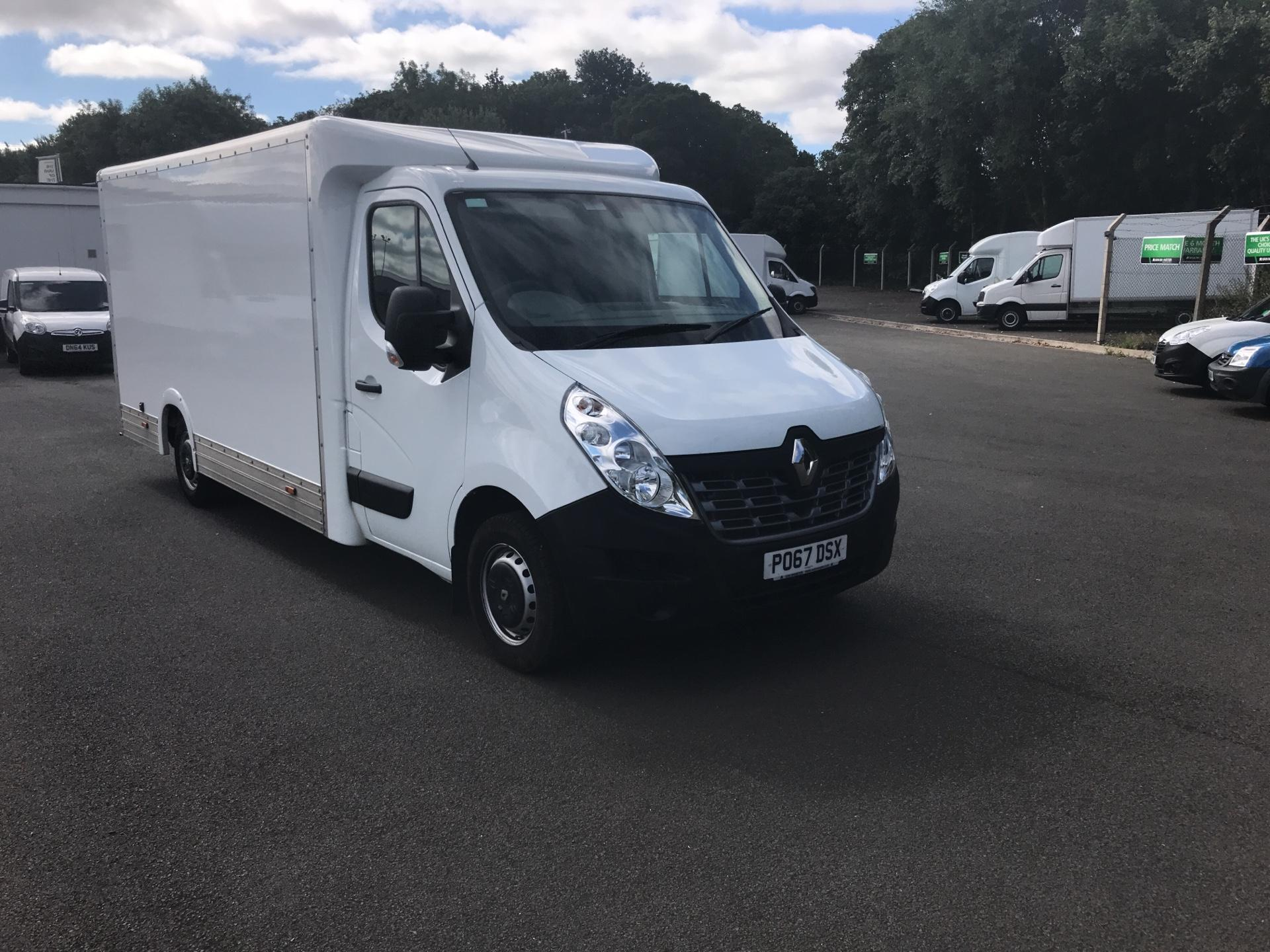 2017 Renault Master LLL 35 TWDCI130 BUSINERSS LOW ROOF BOX VAN [22M3] (PO67DSX)