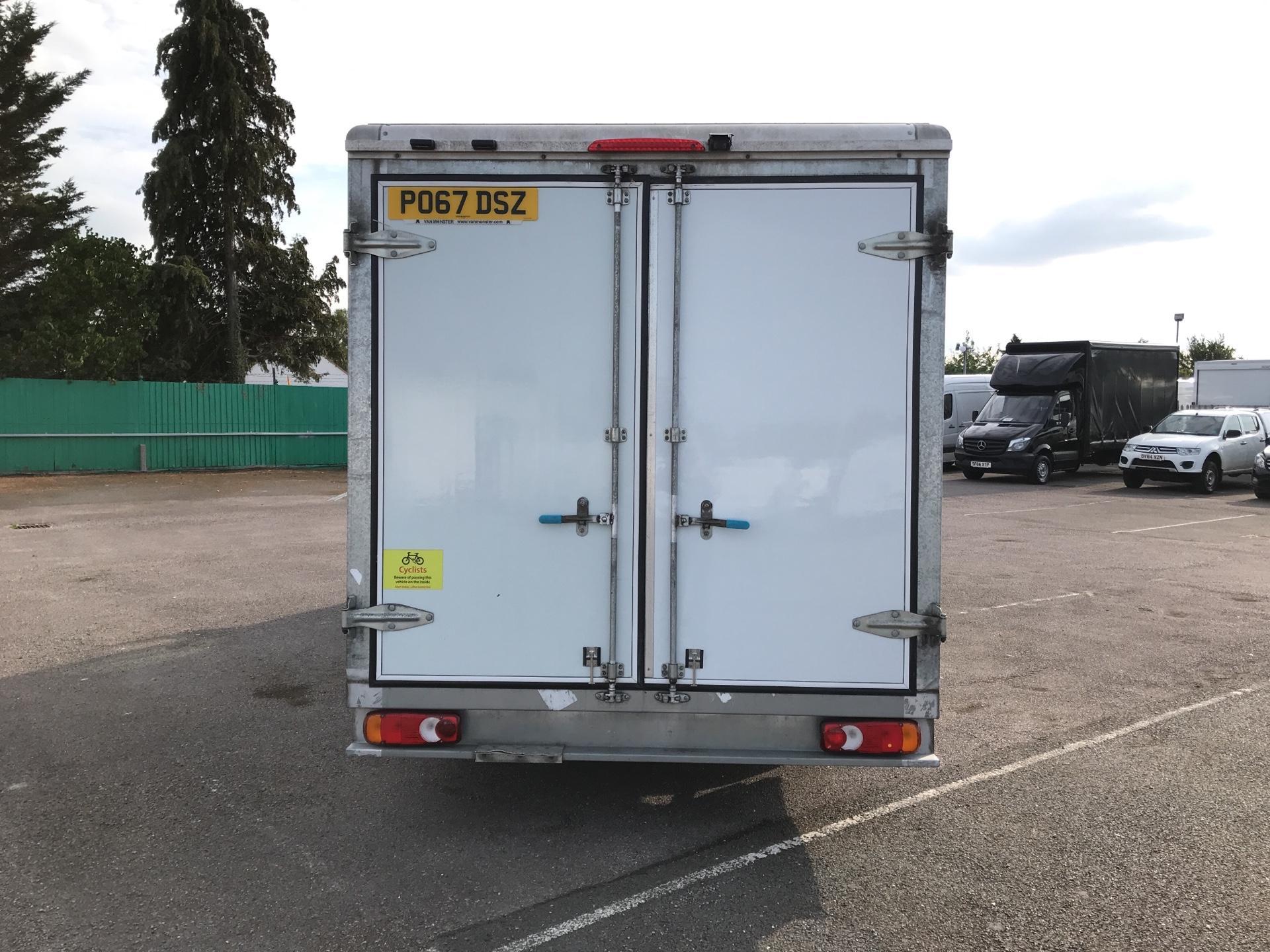2017 Renault Master   L1 130PS Business L/R Box Van Euro 6 (PO67DSZ) Image 4