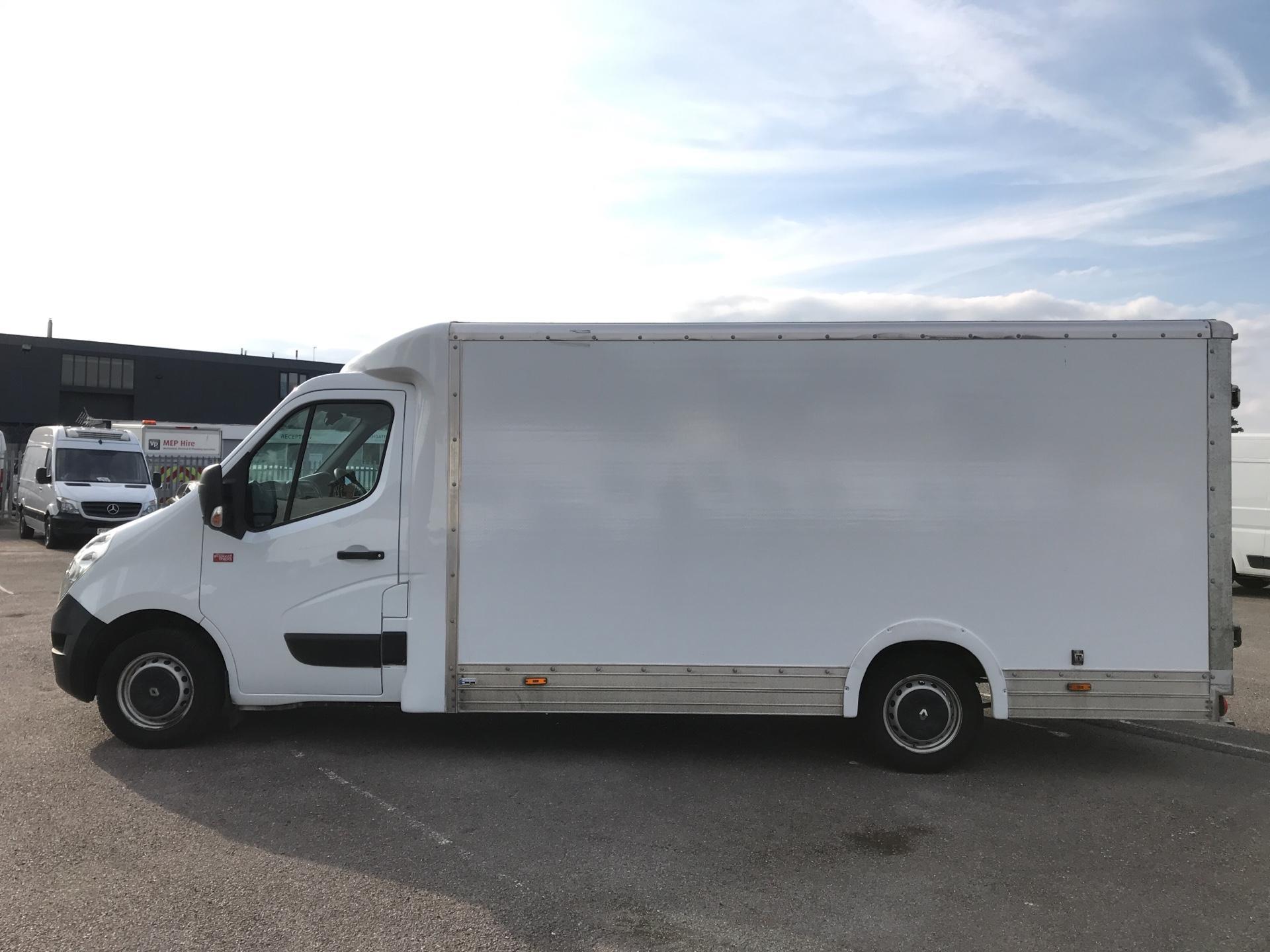 2017 Renault Master   L1 130PS Business L/R Box Van Euro 6 (PO67DSZ) Image 6
