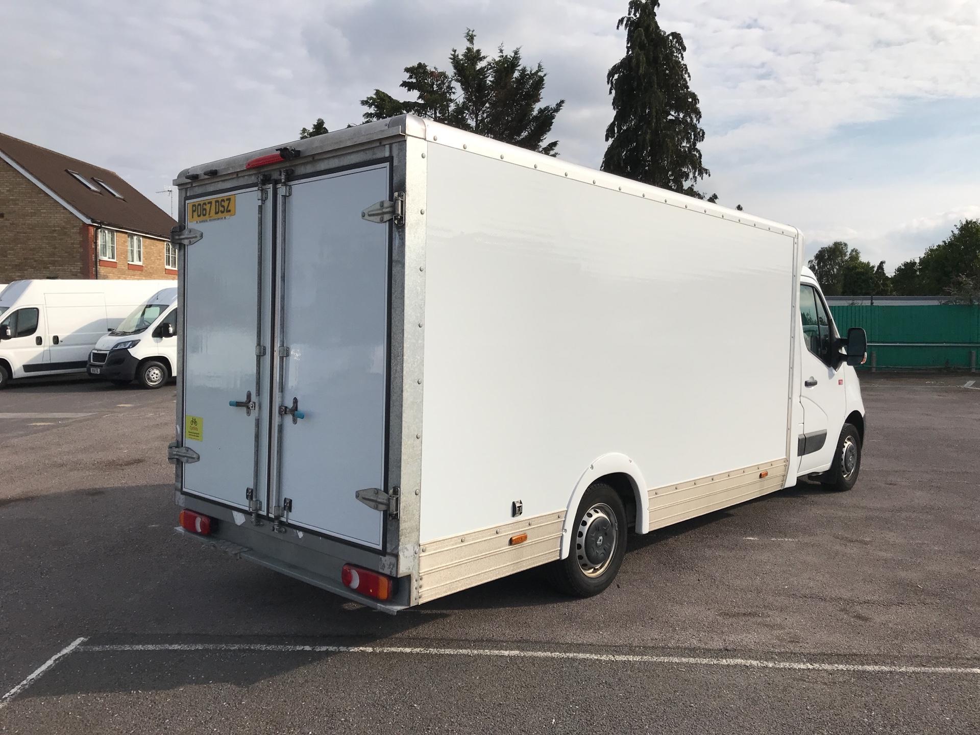 2017 Renault Master   L1 130PS Business L/R Box Van Euro 6 (PO67DSZ) Image 3