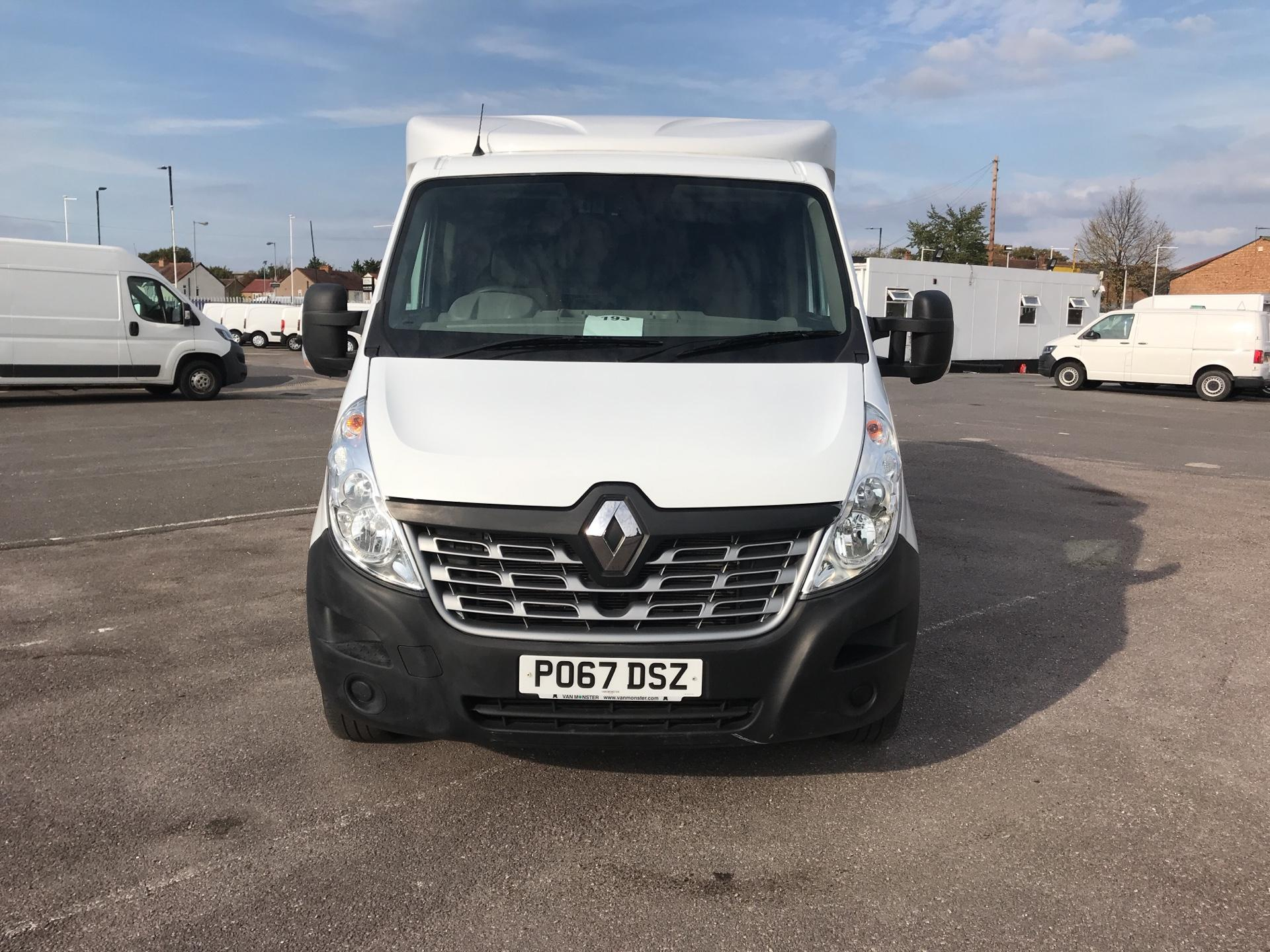 2017 Renault Master   L1 130PS Business L/R Box Van Euro 6 (PO67DSZ) Image 8