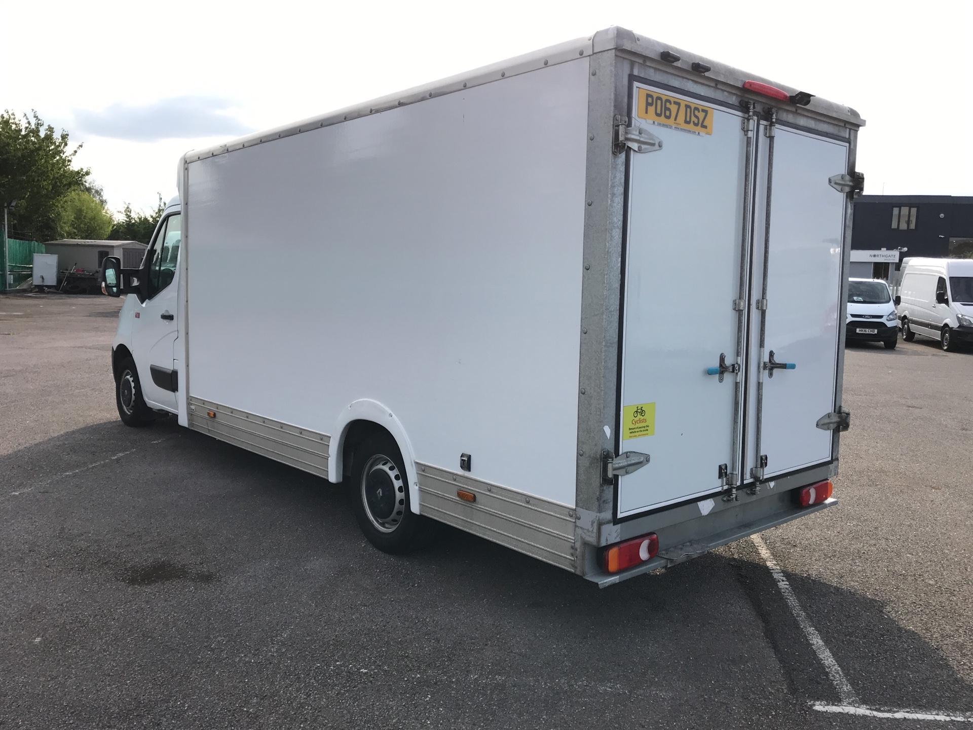 2017 Renault Master   L1 130PS Business L/R Box Van Euro 6 (PO67DSZ) Image 5