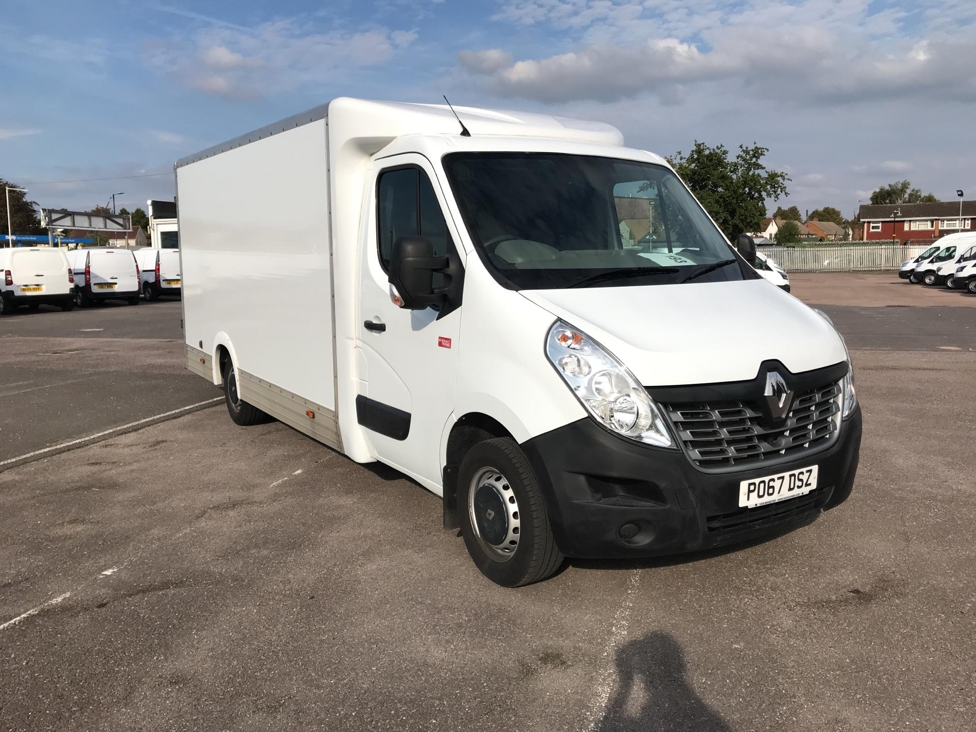 2017 Renault Master   L1 130PS Business L/R Box Van (PO67DSZ)