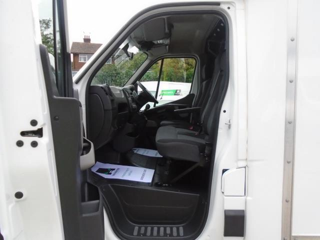 2017 Renault Master L3 35 2.3DCI Low Loader Luton Van Twin Rear Doors Euro 6 (PO67DTX) Thumbnail 12