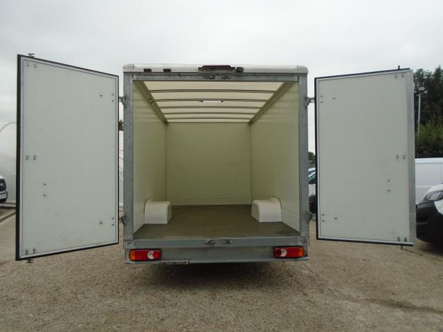 2017 Renault Master L3 35 2.3DCI Low Loader Luton Van Twin Rear Doors Euro 6 (PO67DTX) Thumbnail 10