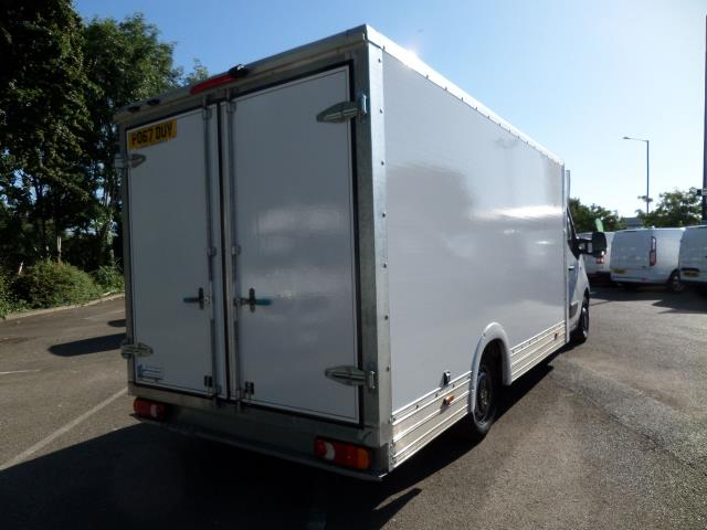2017 Renault Master Lll35twdci 130 Business Low Loader Box Van [22M3] EURO 6 (PO67DUV) Image 3