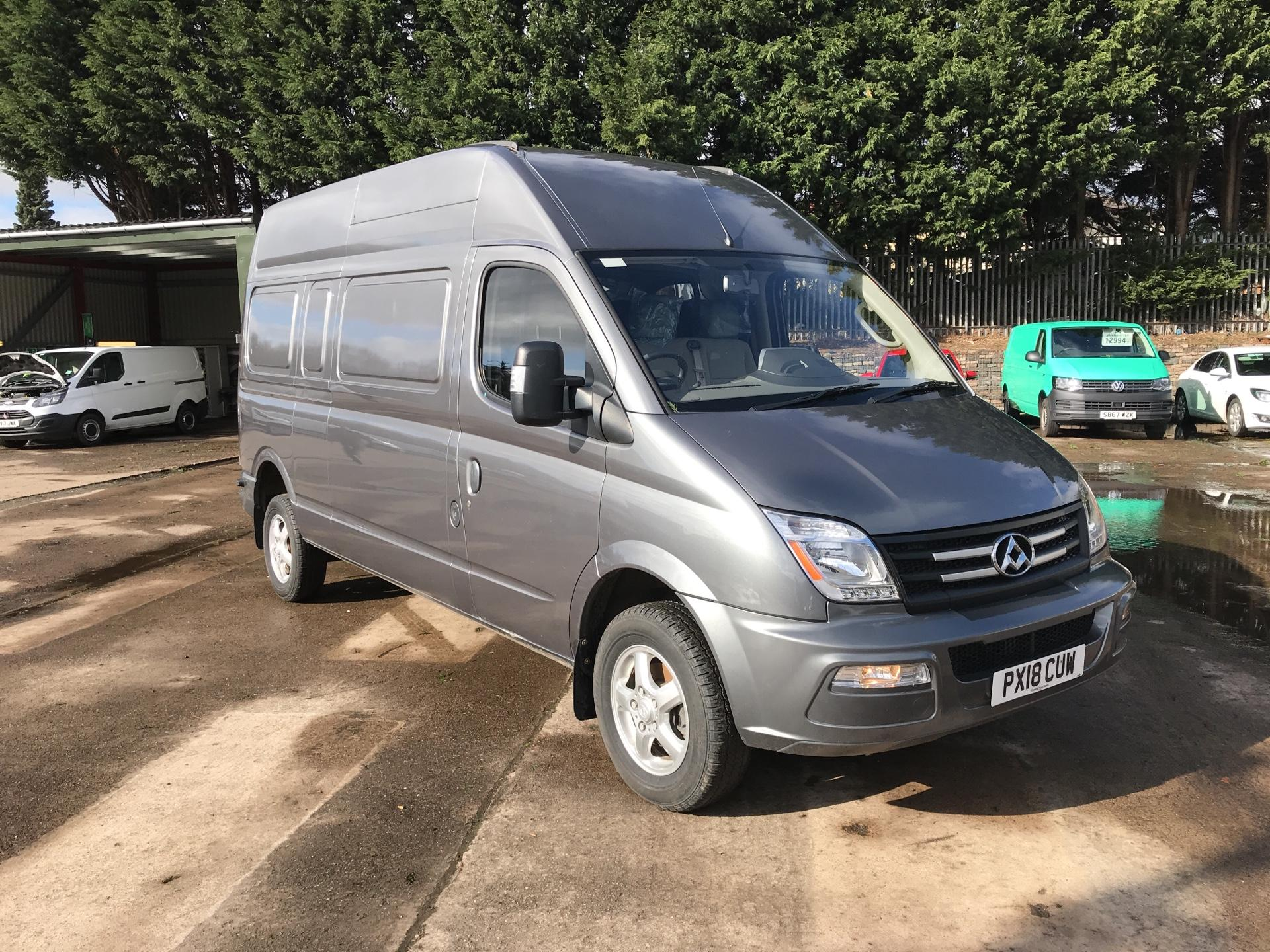 2018 Ldv V80 LWB 2.5 HIGH ROOF EURO 5 (PX18CUW)