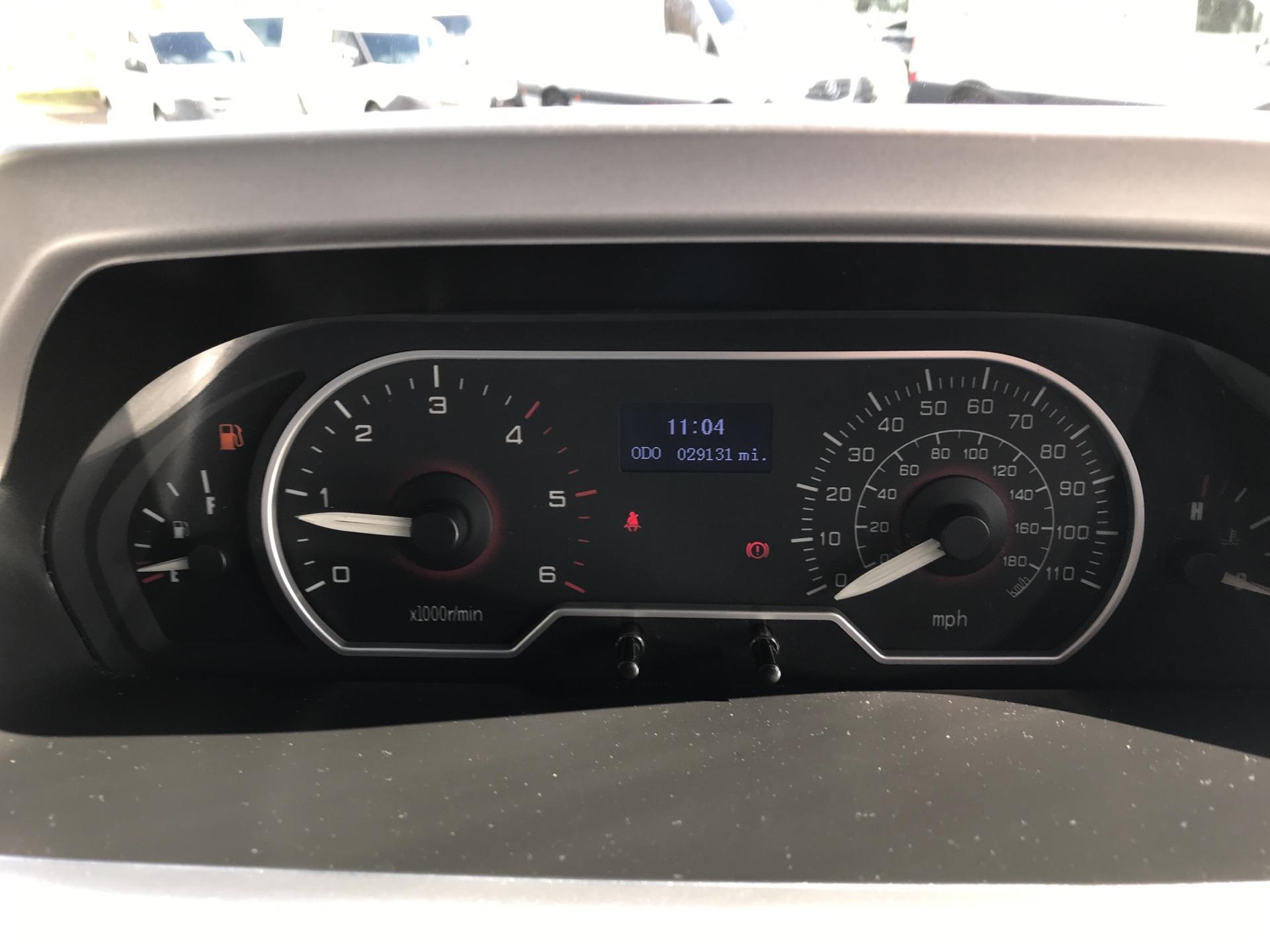 2018 Ldv V80 LWB 2.5 HIGH ROOF EURO 5 (PX18CUW) Image 13