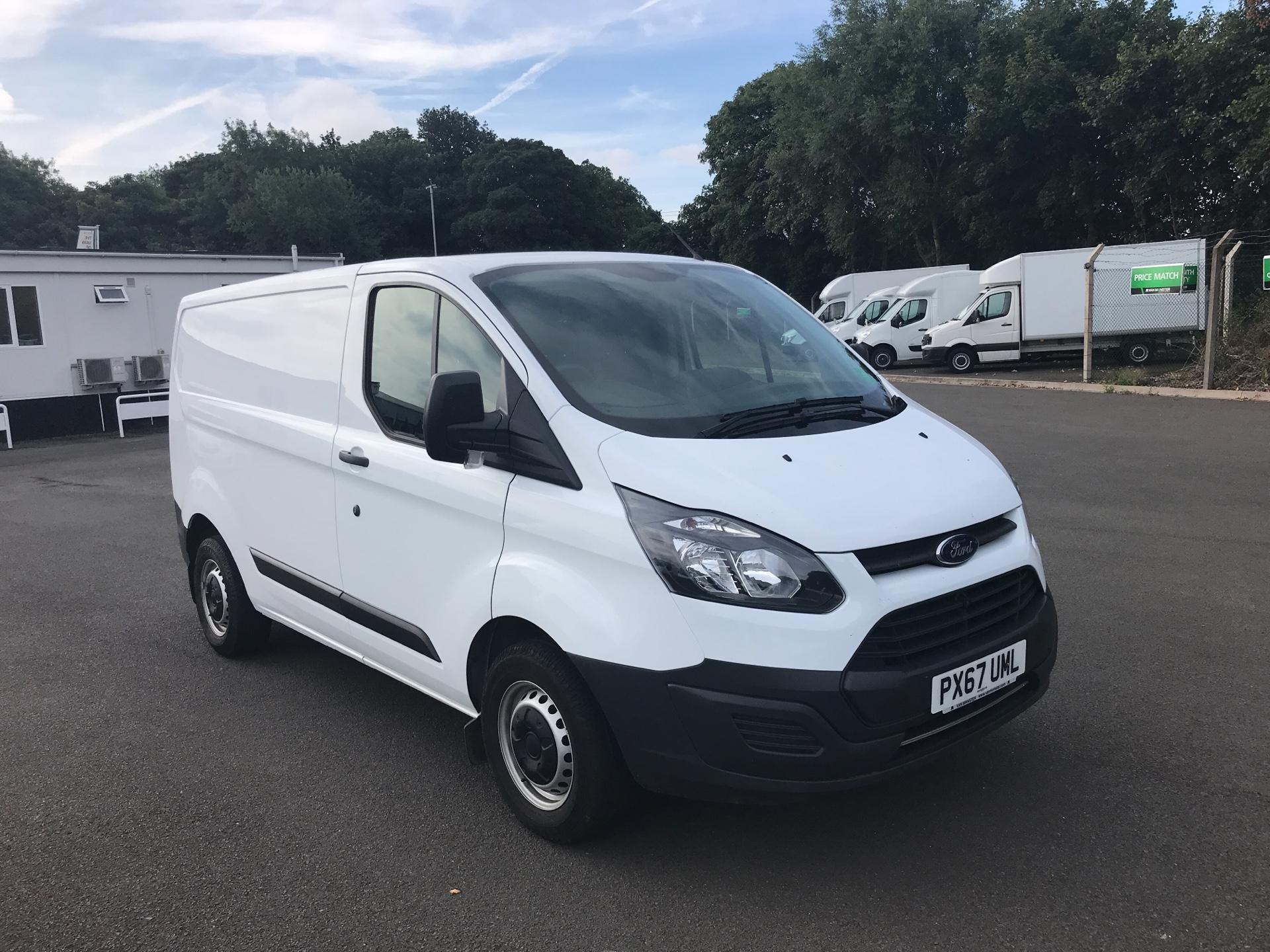 2017 Ford Transit Custom  270 L1 DIESEL FWD 2.0 TDCI 105PS LOW ROOF VAN EURO 6 (PX67UML)
