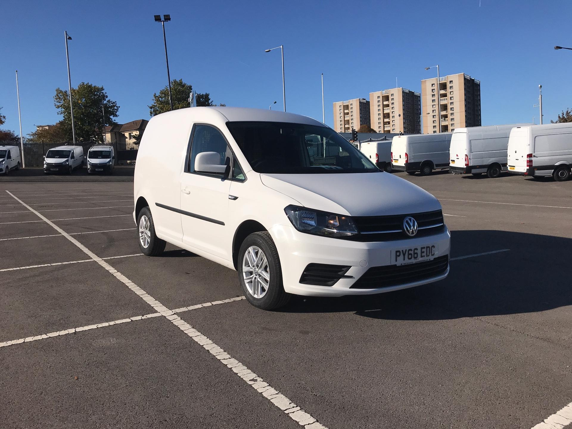 2016 Volkswagen Caddy 2.0 Tdi Bluemotion Tech 102Ps Trendline Van EURO 6 (PY66EDC)
