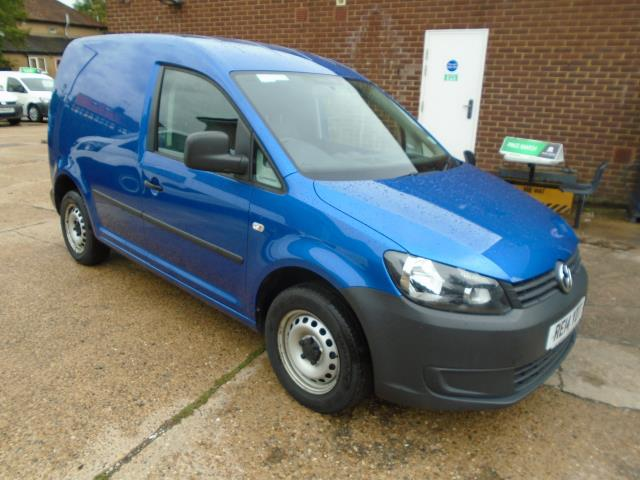 2014 Volkswagen Caddy  1.6 102PS STARTLINE EURO 5 (RE14YDT)