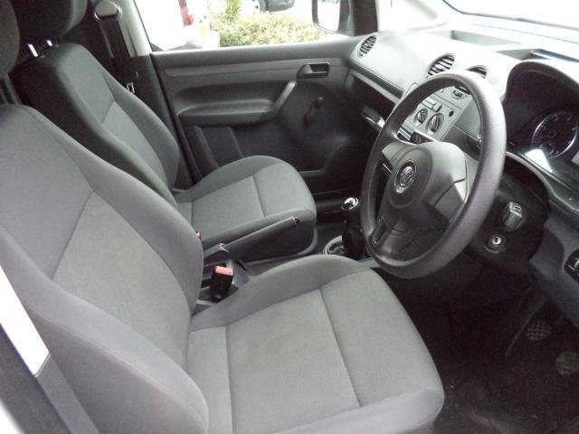 2014 Volkswagen Caddy L1 H1 1.6 Tdi 75Ps Startline Van Euro 5 (RE64MKG) Image 9