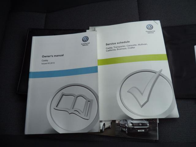 2014 Volkswagen Caddy L1 H1 1.6 Tdi 75Ps Startline Van Euro 5 (RE64MKG) Image 19
