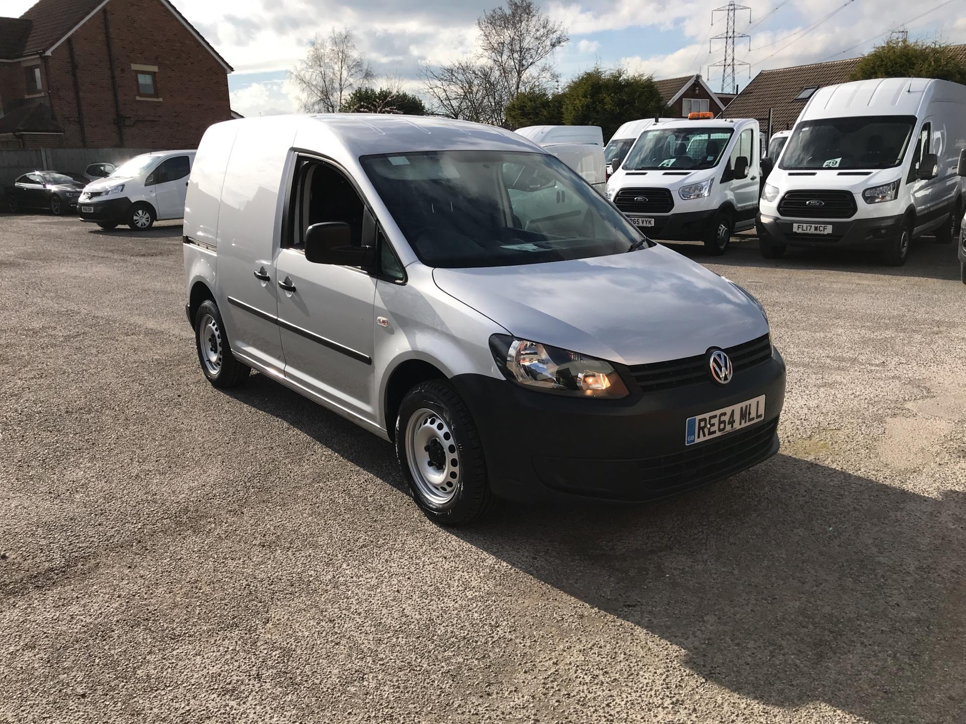 3018cb96718a64 2014 Volkswagen Caddy 1.6 Tdi 75Ps Startline Van EURO 5 (Twin Side Doors)  (RE64MLL)