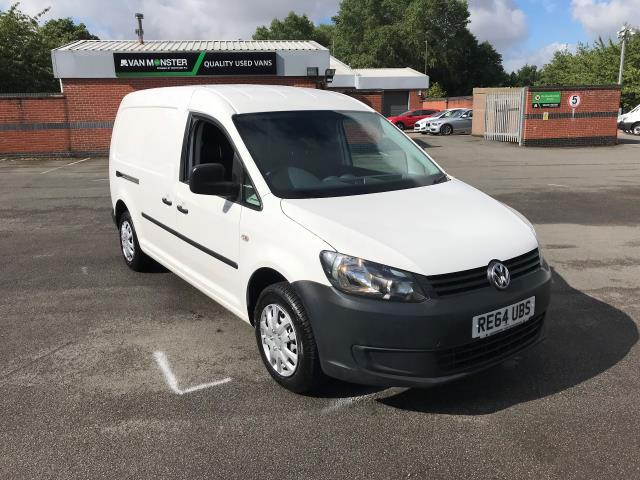 2014 Volkswagen Caddy  1.6 102PS STARTLINE EURO 5 (RE64UBS)