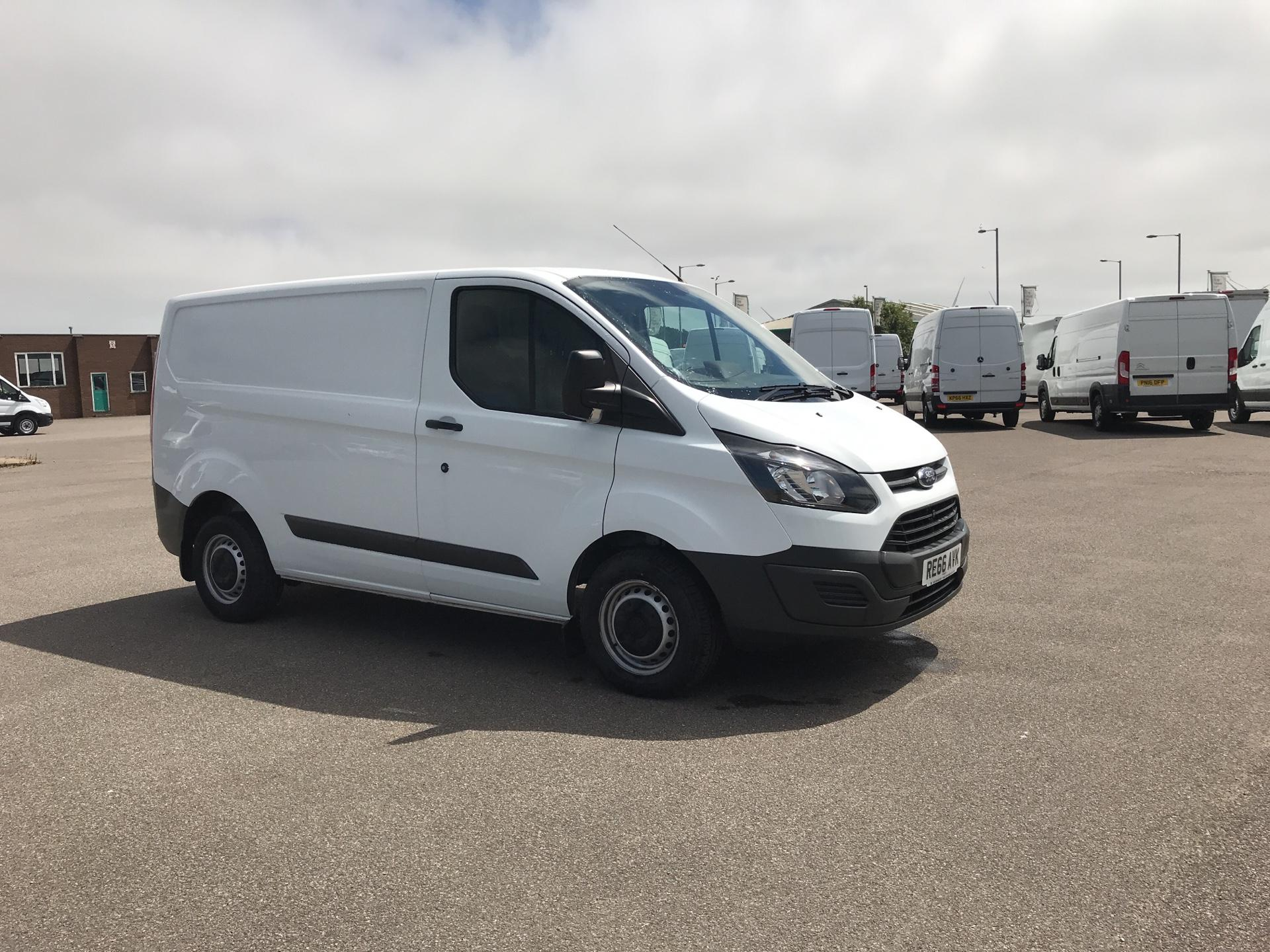 2016 Ford Transit Custom 290 L1 DIESEL FWD 2.2 TDCI 125PS LOW ROOF VAN EURO 5 (RE66AVK)