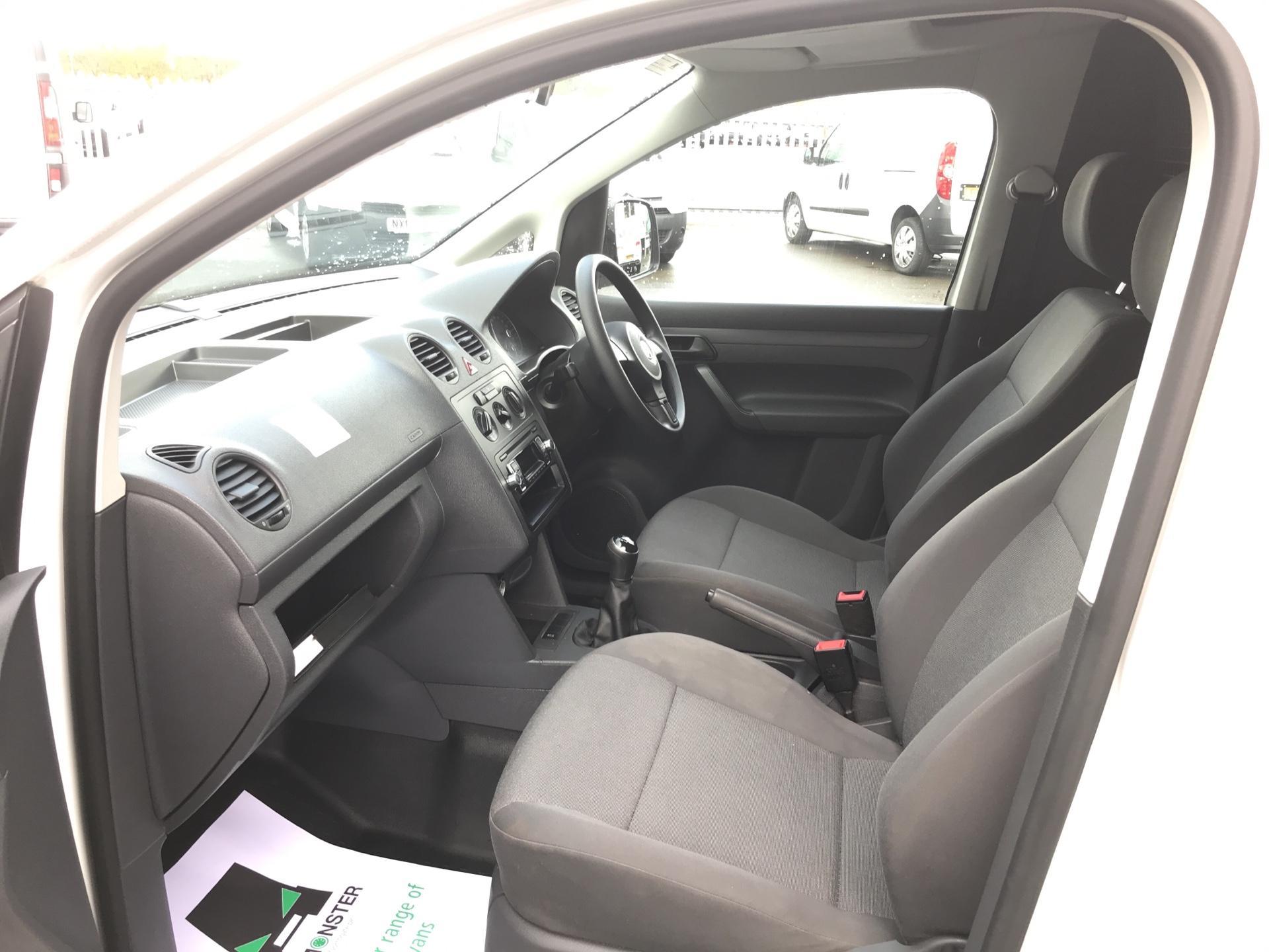 2014 Volkswagen Caddy  1.6 75PS STARTLINE EURO 5 (RF14DSU) Image 14