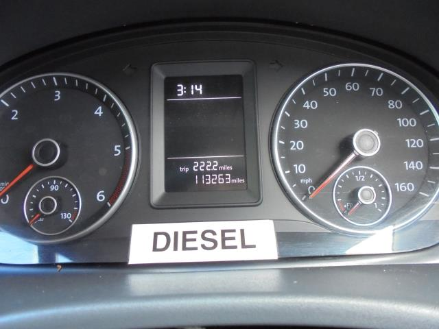 2014 Volkswagen Caddy Maxi  1.6 102PS STARTLINE EURO 5 (RK64UKR) Image 21