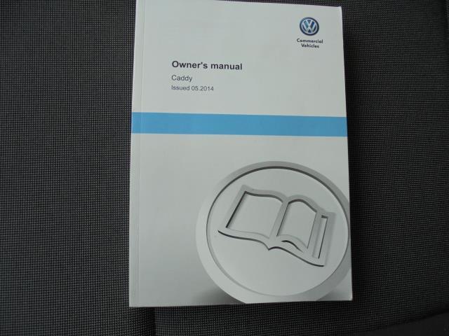 2014 Volkswagen Caddy Maxi  1.6 102PS STARTLINE EURO 5 (RK64UKR) Image 26