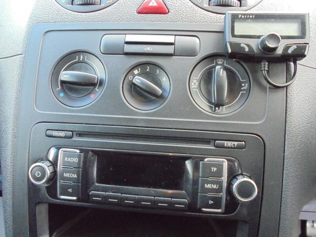 2014 Volkswagen Caddy Maxi  1.6 102PS STARTLINE EURO 5 (RK64UKR) Image 22