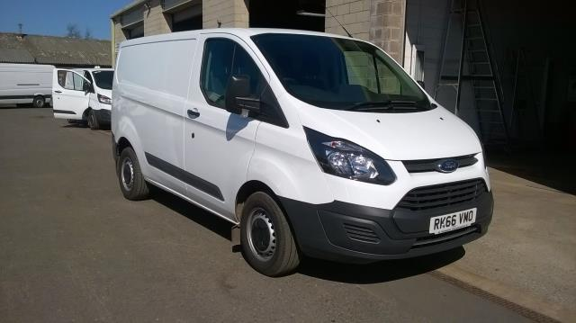 2016 Ford Transit Custom 270 L1 DIESEL FWD 2.0 TDCI 105PD LOW ROOF EURO 6 (RK66VMO)