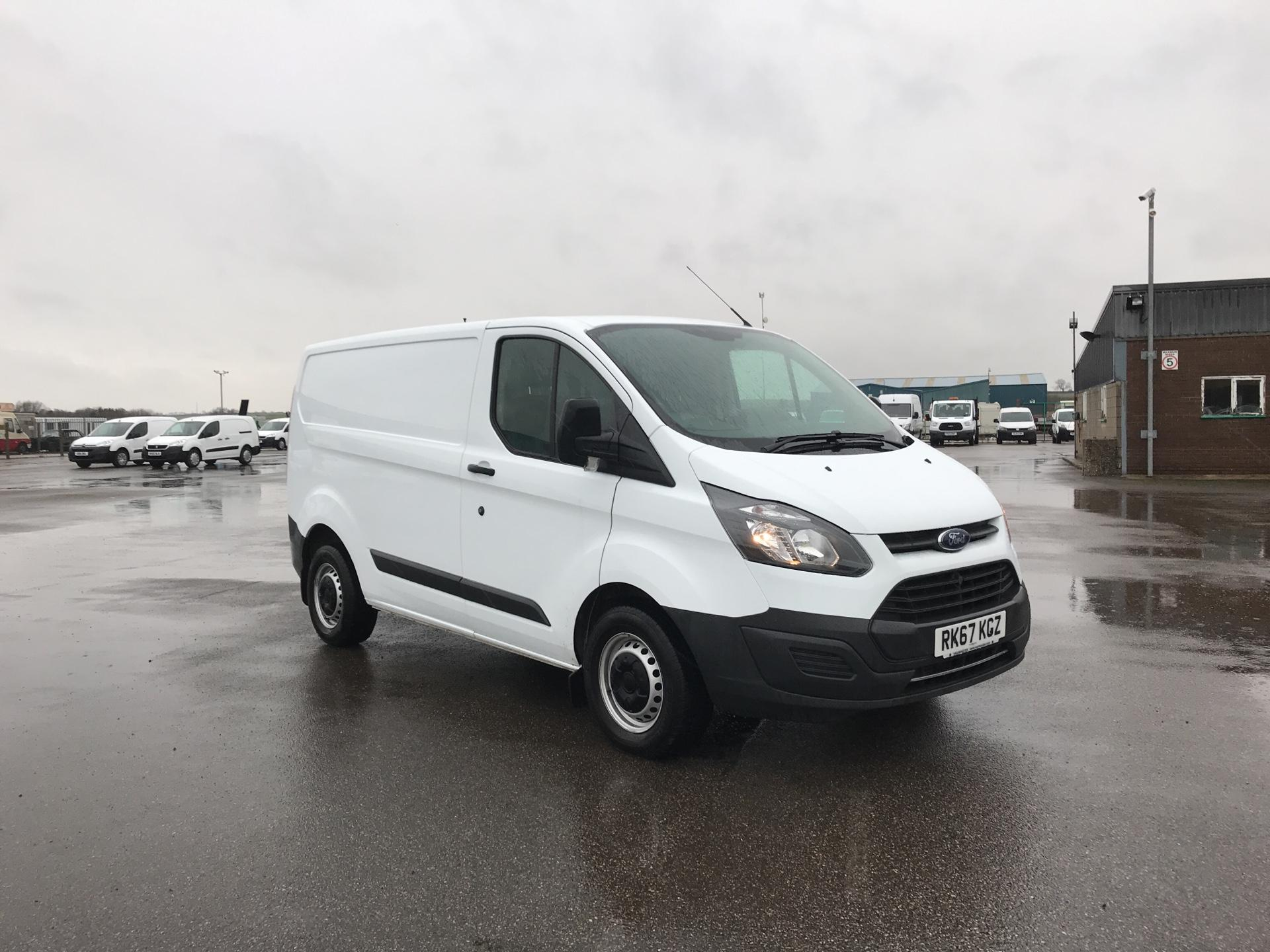 2017 Ford Transit Custom 270 L1 DIESEL FWD 2.0 TDCI 105PS LOW ROOF VAN EURO 6 (RK67KGZ)
