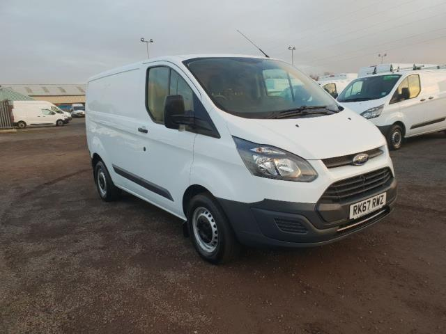 2017 Ford Transit Custom 270 L1 DIESEL FWD 2.0 TDCI 105PS LOW ROOF  VAN EURO 6 (RK67RWZ)