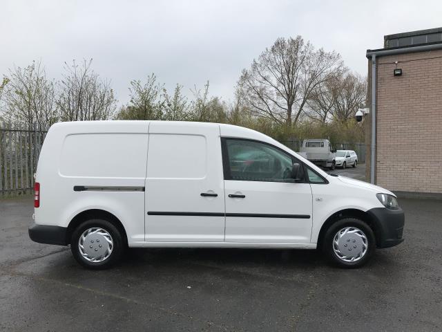 2014 Volkswagen Caddy Maxi 1.6TDI 102PS STARTLINE VAN EURO 5 AIR CON (RO14OVX) Image 7