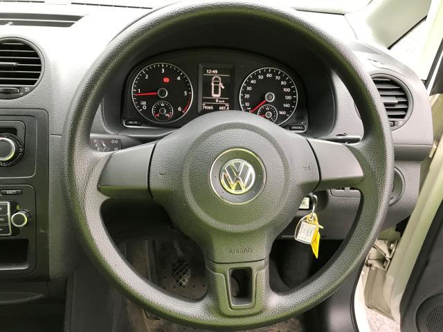 2014 Volkswagen Caddy Maxi 1.6TDI 102PS STARTLINE VAN EURO 5 AIR CON (RO14OVX) Image 5