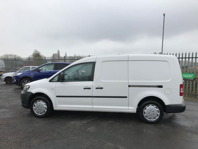 2014 Volkswagen Caddy Maxi 1.6TDI 102PS STARTLINE VAN EURO 5 AIR CON (RO14OVX) Image 11
