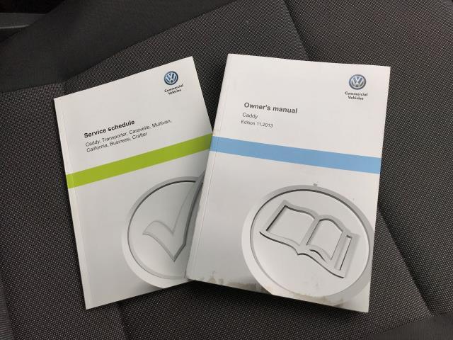 2014 Volkswagen Caddy Maxi 1.6TDI 102PS STARTLINE VAN EURO 5 AIR CON (RO14OVX) Image 22